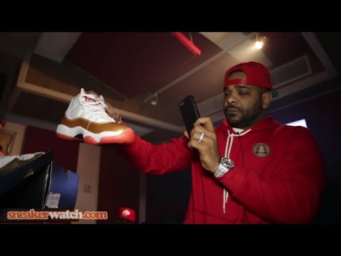 d3900c16ee3099 Jim Jones Air Jordan XI  Ray Allen  PEs Are Actually Fake