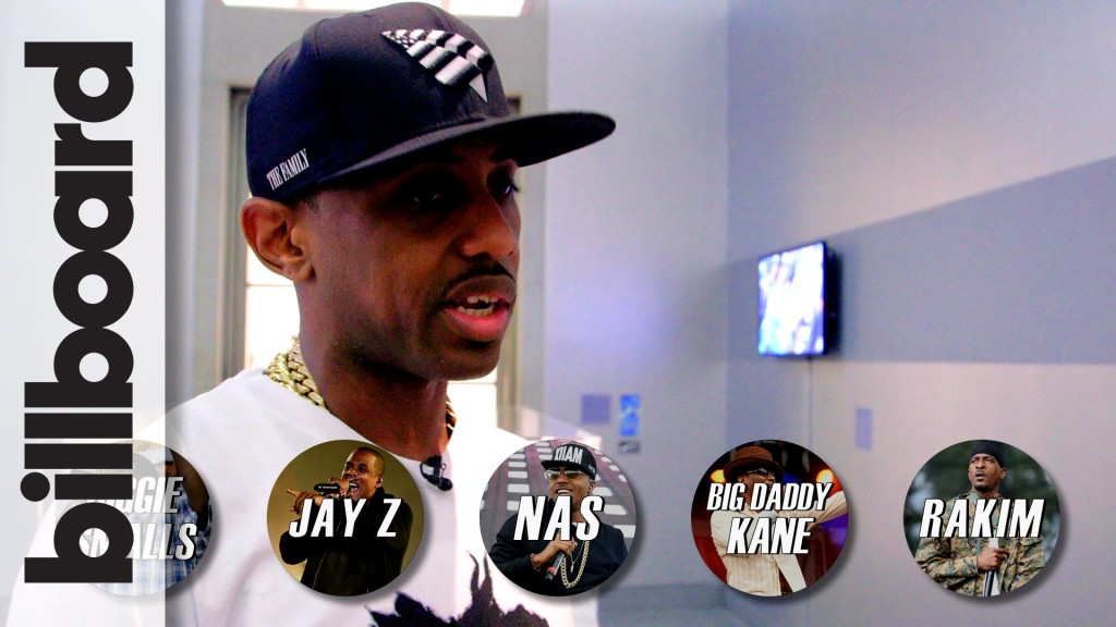 Fabolous Top 5 New York Rappers | Greatest Of All Time